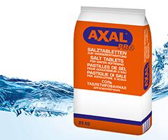 25 kg Salz zur Trinkwasser Enthärtung bspw. Grünbeck oder Jura hagebau-Märkte in und um München