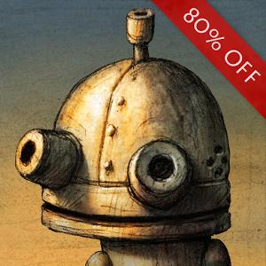 [Android] Machinarium*Point&Click Adventure, -80% für 0,95€ statt 4,99€