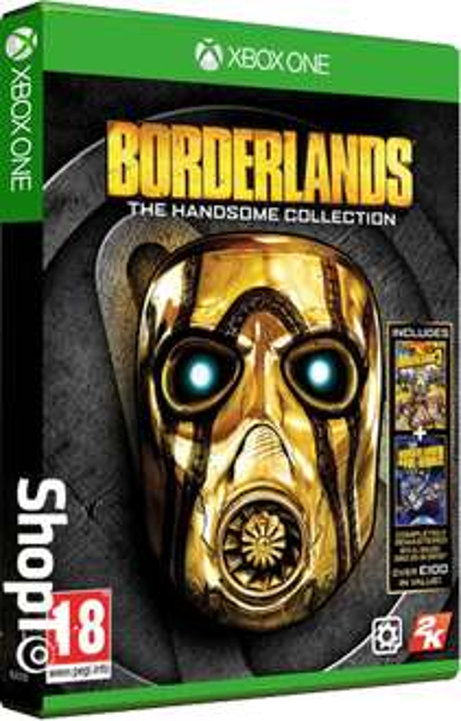 (Shopto) Borderlands Handsome Collection (Xbox One) für 18,60€ inkl. VSK