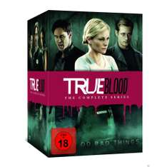 True Blood - Staffel 1-7 (33 Discs) - (DVD) SONDERPREIS