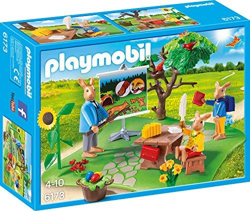 Amazon Plus Produkt : PLAYMOBIL 6173 - Osterhasenschule