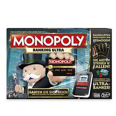 (Amazon Prime) Hasbro Monopoly Banking Ultra als Angebot des Tages für 23,99€