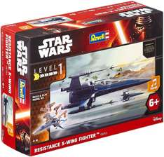 Amazon Plus Revell 06753 - Star Wars - Resistance X-Wing Fighter