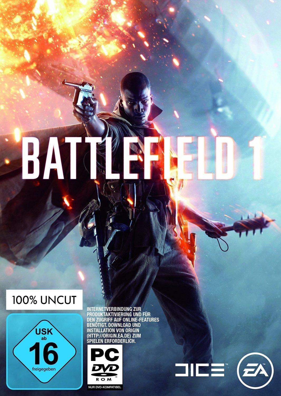 Battlefield 1 (PC) für 29,21€ & Command & Conquer Ultimate Collection für 4,76€ [VPN notwendig] [Origin] - günstigere Preise möglich