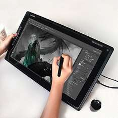 "[amazon.fr] Huion GT-185 Grafiktablet mit 18,4"" IPS-Panel für 392,54€ (VGP 479€)"