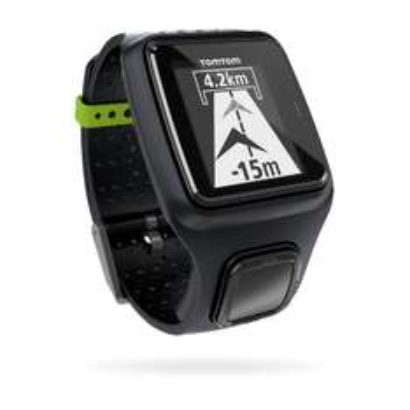 TomTom Runner GPS-Uhr @ Runnerspoint (PVG:79,95)