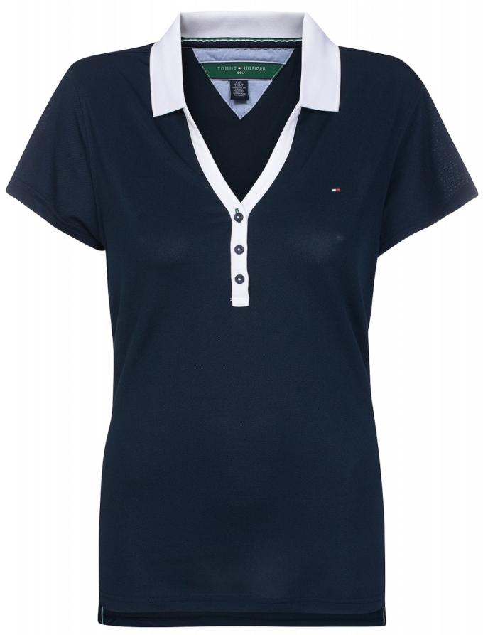 Tommy Hilfiger Damen-Poloshirts für 14,99€ inklusive Versandkosten