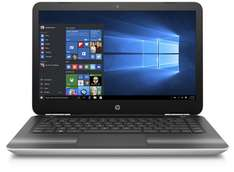 [HP Store] HP Pavilion 14-al104ng Notebook silber i7-7500U 256GB SSD Full HD GF 940MX Windows 10