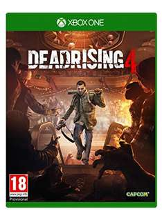 (Amazon.co.uk) Dead Rising 4 (Xbox One) für 29,97€ inkl. VSK
