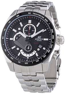[Amazon Prime]CASIO Edifice Herren-Chronograph Edelstahl EFR-513SP-1AVEF