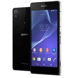 Sony Xperia Z2, 16 GB in schwarz für 179,60 € statt 260,80 € inkl. VSK