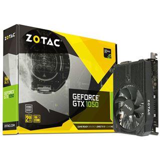ZOTAC GeForce GTX 1050 Mini - Mindfactory zieht ebenfalls mit...