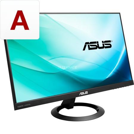 Asus VX24AH Monitor (24'' WQHD IPS, 300cd/m², 1000:1, 5ms, 2x HDMI, 100% sRGB, inkl. Lautspecher, EEK A) für 219,90€ [ZackZack]