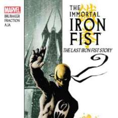 Free Ebook Graphic Novel - Immortal Iron Fist