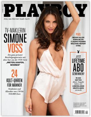 6 Monate Playboy für 7,50 statt 37,50