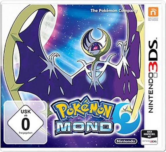 Pokemon Sonne und Pokemon Mond (Nintendo 3DS) für je 33,90€ [Digitalo]