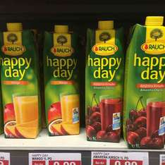 Rauch happy day Säfte