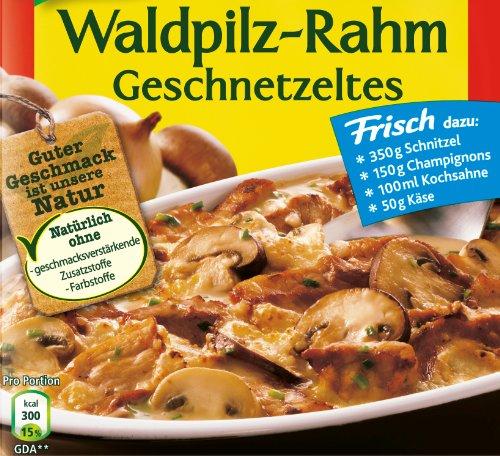 [Amazon Blitzangebot] Prime Knorr Fix für Waldpilz-Rahm Geschnetzeltes, 11er Pack (11 x 40 g)