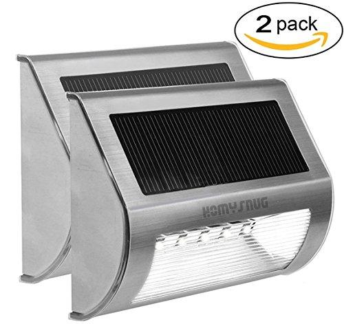 2 LED Solarlampen (amazon Prime)