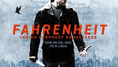 Fahrenheit: Indigo Prophecy Remastered (Steam) Mal ganz billig