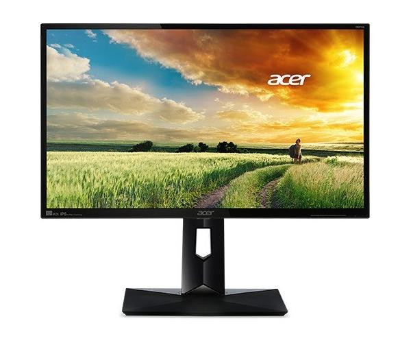 [One] Acer CB1 (CB271Hbmidr) 69 cm (27 Zoll) Monitor (DVI, HDMI, 1ms Reaktionszeit, Höhenverstellbar, Pivot-Funktion, EEK B) schwarz