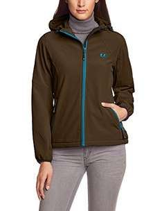 Ultrasport Damen-Funktions-Outdoorjacke Softshell ab 7,32€/PVG:20€ (amazon Prime)