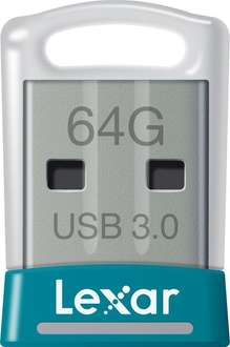 Lexar JumpDrive S45 USB-Stick mit 64GB für 14,90€ & mit 128GB für 25,90€ [Amazon + Redcoon]