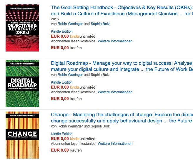 Kostenfreie Management ebooks