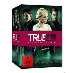 [TRADE-In] True Blood - Staffel 1-7 bei Ebay(Saturn) für 19,99€ - Momox 22,85€