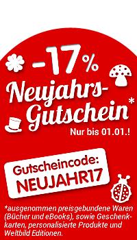 17% Rabatt auf Weltbild.de (z.B. Tolino Vision 4 HD für 148.57€ anstatt 179,00€)