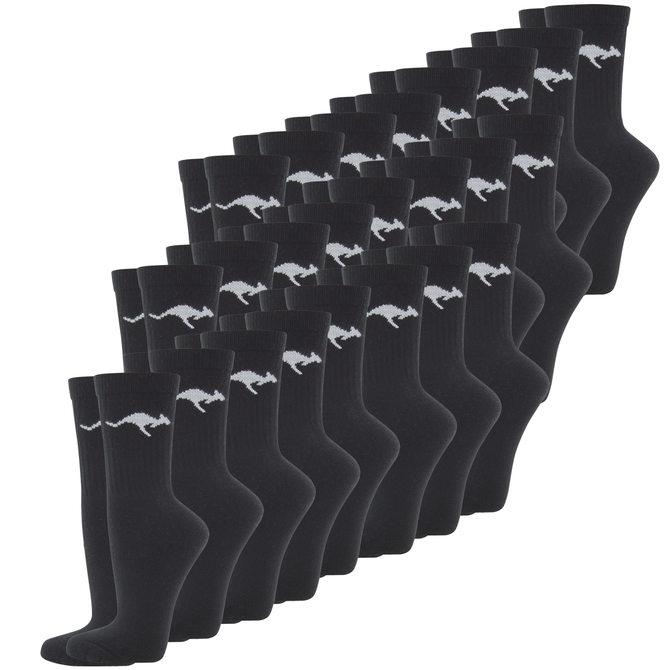 24 Paar KangaRoos Sportsocken (Herren) für 19,99€ [Ebay]