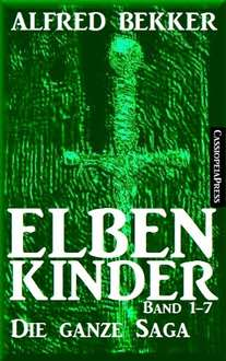 Amazon Ebook Elbenkinder Band 1-7