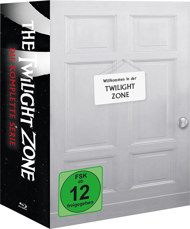 The Twilight Zone - Die komplette Serie [Blu-ray] für 89,90 € > [amazon.de]