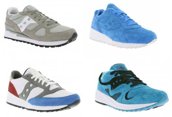 [@outlet46]  Saucony Sneaker & Laufschuhe für Damen & Herren