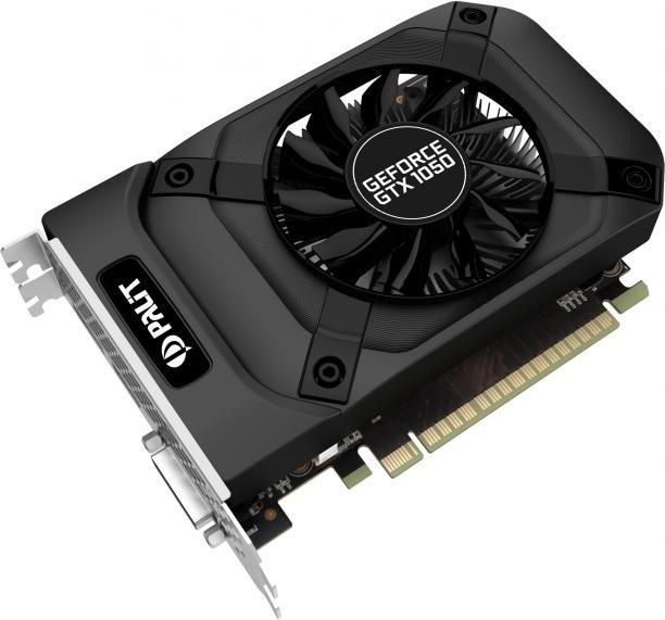 Grafikkartenübersicht bei [Saturn] - z.B. Palit GeForce GTX 1050 StormX für 104,19€
