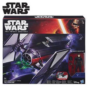 Star Wars Special Forces Tie Fighter Hasbro 20€ Real.de