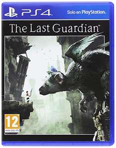 The last Guardian - Amazon.es - 38,17 EUR -> Idealo: 44,50 EUR (Versand Gratis mit Amazon Prime)