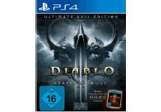 Diablo 3: Ultimate Evil Edition (Grundspiel + Addon) (PS4) für 18,97€ [Amazon Prime]