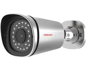 (Notebooksbilliger)FOSCAM FI9901EP outdoor Netzwerkkamera  [4 Megapixel/ PoE/Infrarotsicht]
