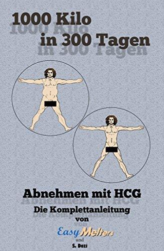 Kindle E-Book Abnehmen mit HCG