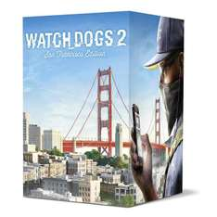 [Amazon DE] [Xbox One] Watch Dogs 2 San Francisco Edition