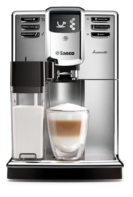 [Amazon zieht mit ] Saeco HD8917/01 Incanto Kaffeevollautomat + 3 Gratis AquaClean Filter