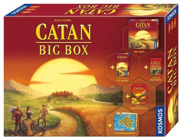[THALIA.DE] Catan Big Box
