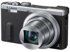 Panasonic Lumix DMC-TZ61 in silber *SATURN* bis 3.01.