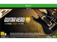 [Saturn] Guitar Hero Live - Supreme Party Edition (Xbox One) für 42,01€ dank MwSt Aktion
