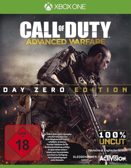 (Gamestop offline) Call of Duty : Advanced Warfare (Xbox One) für 9,96€