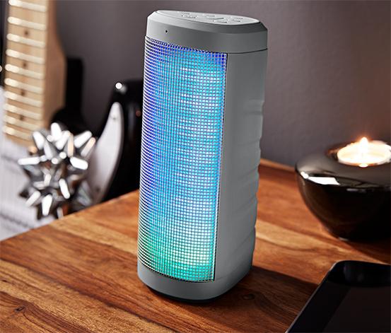 [Tchibo] Bluetooth-Lautsprecher mit Lichteffekten + 8% shoop