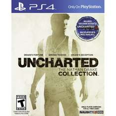 Uncharted: The Nathan Drake Collection (PS4) für 17,29€ [Play-Asia]