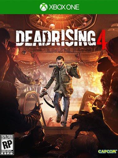 Dead Rising 4: Deluxe Edition - Hauptspiel plus Season Pass - XBOX ONE - CD-KEY.COM