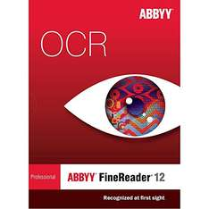 [Windows] ABBYY FineReader 12 Professional (Texterkennung)